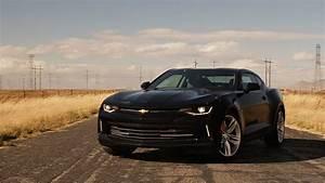 2016 Chevrolet Camaro Review