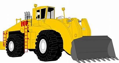 Construction Equipment Clipart Truck Excavator Bulldozer Heavy