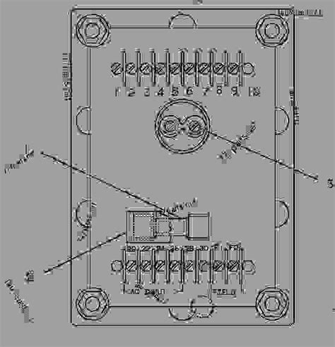 wiring diagram for caterpillar 3306 generator imageresizertool com