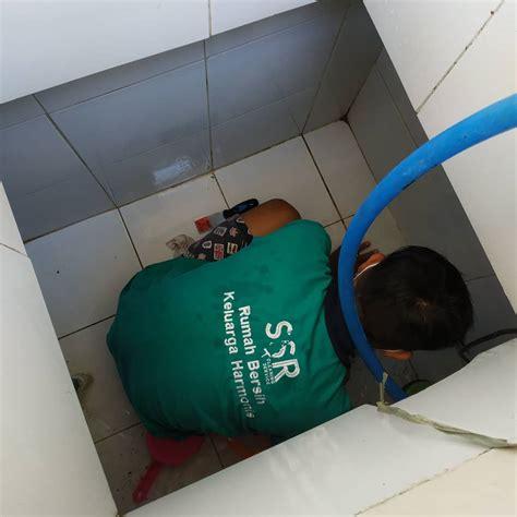 Kuras Tandon No. 1 Di Surabaya - SSR Cleaning