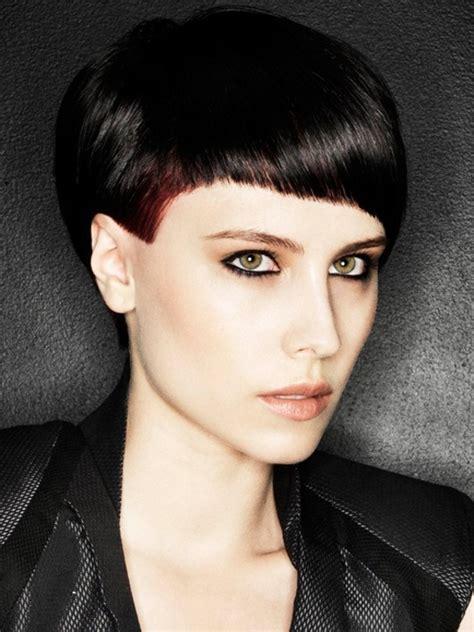 high fashion short haircuts