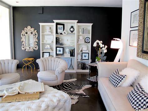 Try It I Painted My Living Room Wall Black  Jaimee Rose
