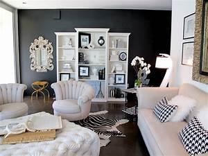 Try, It, I, Painted, My, Living, Room, Wall, Black, U2013, Jaimee, Rose, Interiors