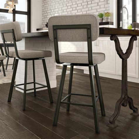 brixton swivel stool home envy furnishings solid wood