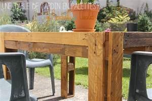 Comment Fabriquer Une Table De Ferme En Bois : comment vernir une table en bois digpres ~ Louise-bijoux.com Idées de Décoration