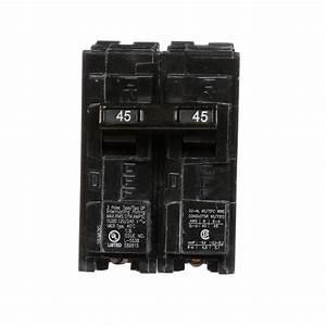 Siemens 45 Amp Double