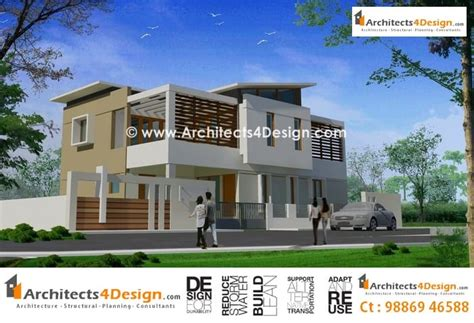Villa House Plans Bangalore  Home Design And Style