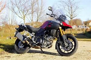 Suzuki V Strom 1000 Avis : essai suzuki dl 1000 v strom le maxi trail sans fioriture ~ Nature-et-papiers.com Idées de Décoration