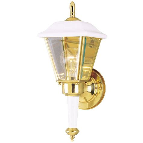 westinghouse  light white steel exterior wall lantern