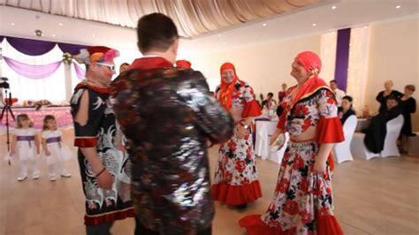 hochzeitsspiele russische zigeuner lustiges spiel fuer ihre