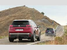 Is the 2017 Peugeot 3008 Better Than the New Volkswagen