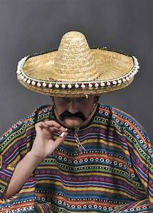 Authentic Mexican Straw Sombrero [AC-9109] : Struts Party ...