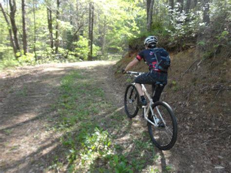 Pinhoti P4 And P5 Mountain Bike Trail In Chatsworth