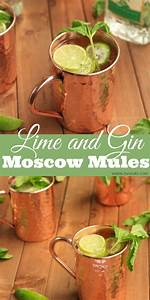 Moscow Mule Gin : lime gin moscow mules ev 39 s eats ~ Orissabook.com Haus und Dekorationen