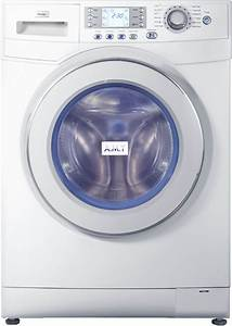 Haier Hw80b1286 Washing Machine  Hw80-b1286  - White