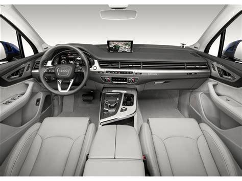 2017 Audi Q7 Interior  Us News & World Report