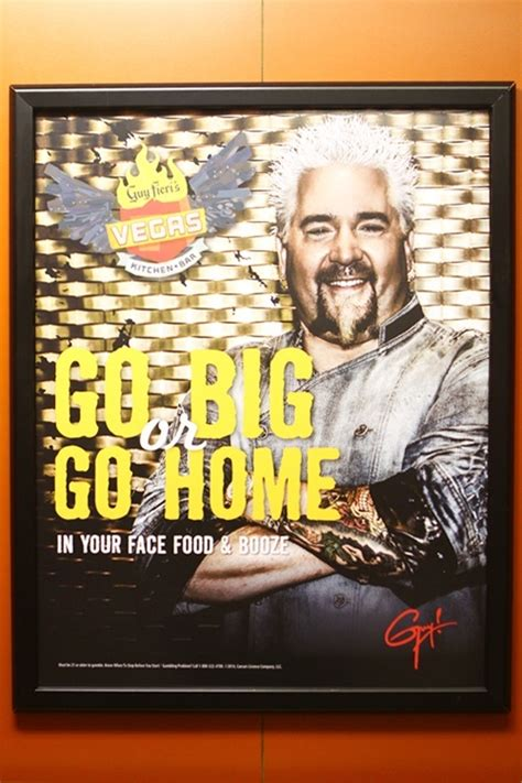 guy fieris vegas kitchen bar hits  home run   quad las vegas vital vegas