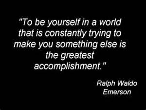 Positive Self-Esteem Quotes