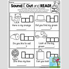 December No Prep Packet (kindergarten)  Teachinggg  Kindergarten, Kindergarten Language Arts