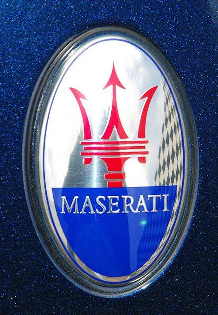 Maserati Ornament by Badge 2008 Maserati Granturismo Ornaments