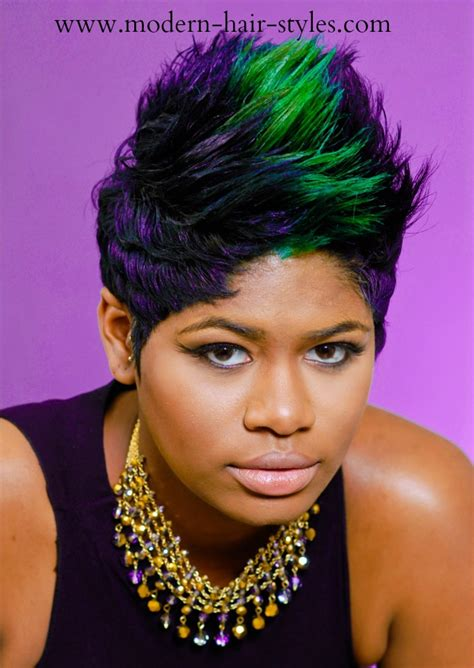 tinted hair styles hairstyles for black self styling options 8010