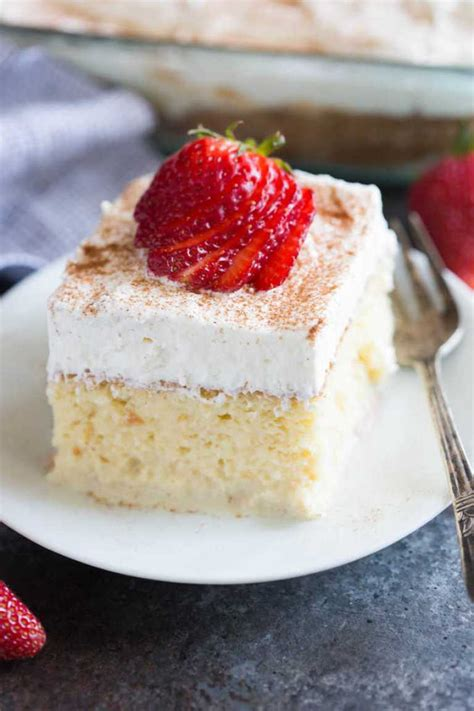 tres leches cake mix tres leches cake the best recipes