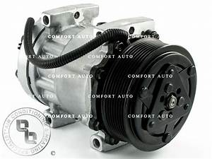 New A  C Compressor With Clutch Air Conditioning Fits  94
