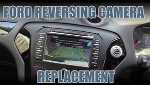 Sdg Car  03 Reversing Camera Replacement - Ford Mondeo Mk4