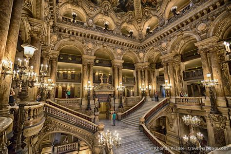 Palais Garnier- One of Paris' Most Elegant Buildings