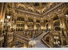 Palais Garnier One of Paris' Most Elegant Buildings