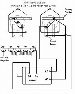 1974 Club Car 36v Wiring Diagram