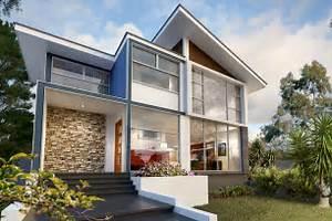 rumah rumah minimalis: Modern homes designs Rio de Janeiro ...