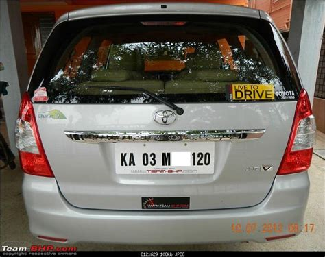 close     toyota innova facelift page