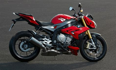 Modification Bmw S1000r by The New Bmw S1000r