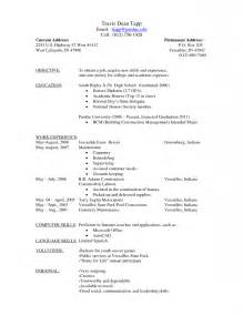 6 how to fill out a resume bibliography format sle