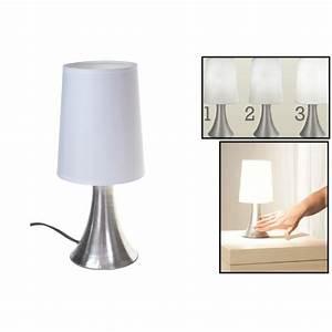 But Lampe De Chevet : lampe de chevet tactile touch blanc achat vente ~ Dailycaller-alerts.com Idées de Décoration