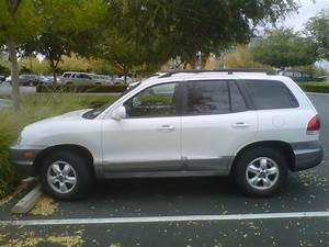 Hyundai Santa Fe 2 7 2006
