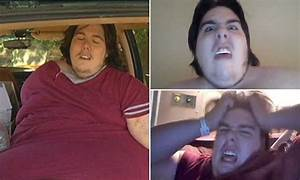 VIDEO 800lb Man Kicked Out Of Hospital For Ordering Pizza