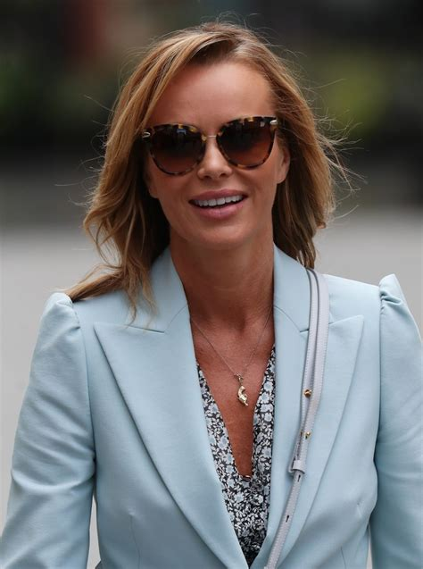 Please note that this page is run and maintained. AMANDA HOLDEN Leaves Heart Radio Show in London 06/05/2020 - HawtCelebs