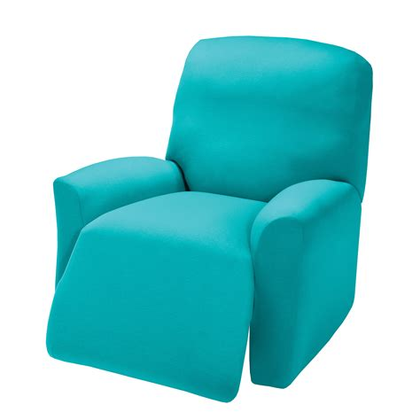 recliner chair slipcovers industries solid jersey recliner cover chair
