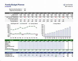 Vertex42 Spreadsheets The Best Excel Budget Template And Spreadsheets