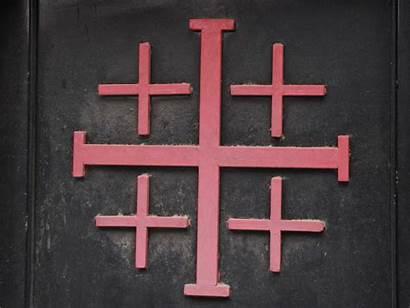 Cross Crusader Jerusalem Wallpapers Knights Background Wallpapertag
