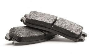 identify  brake pad   professional