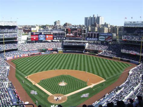 yankee stadium  york yankees ballpark ballparks