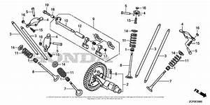 Honda Engines Gx630rh Qaf Engine  Chn  Vin  Gcamh