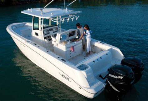 Whaler Tekne by Boston Whaler 320 Outrage Manifest My
