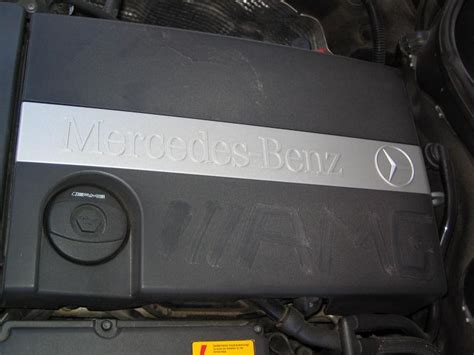 amg engine cover mbworldorg forums