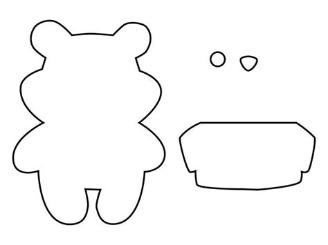 Winnie The Pooh Templates by How To Make A Winnie The Pooh Plushie Tutorial Hapy
