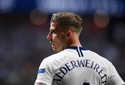 Toby Alderweireld takes to Twitter to send message of ...