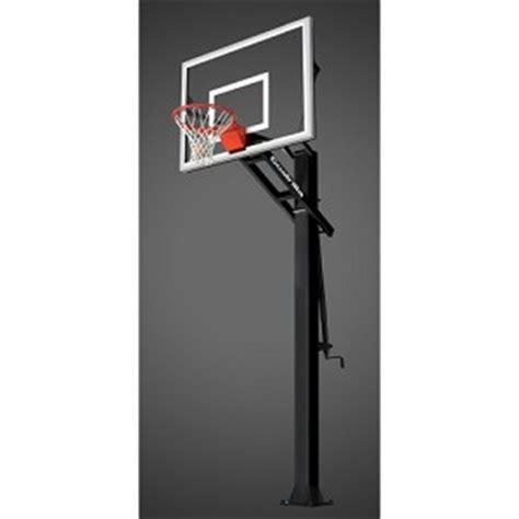 goalrilla basketball hoop  gsc   glass